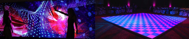 Innovations technologiques, exemple de sensitive floor