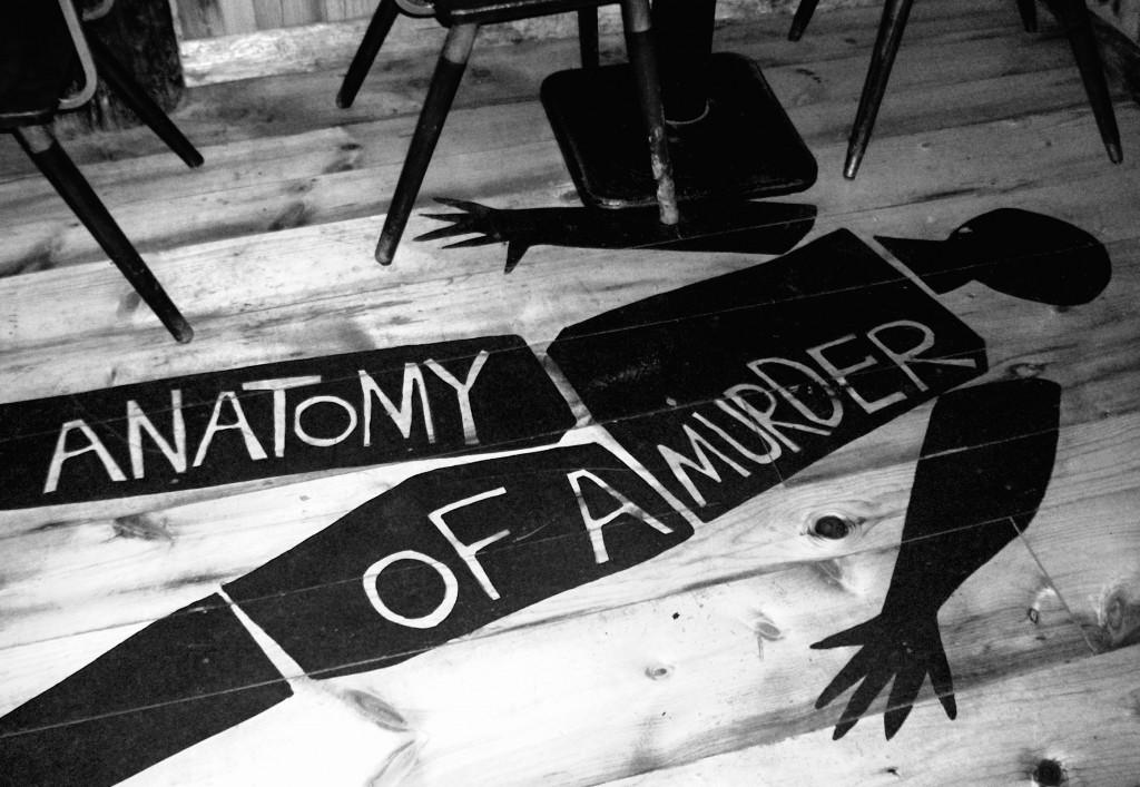Murder Party pour un Team Building