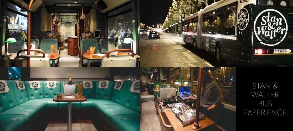 Stan&Walter Bus, bus a privatiser sur Paris