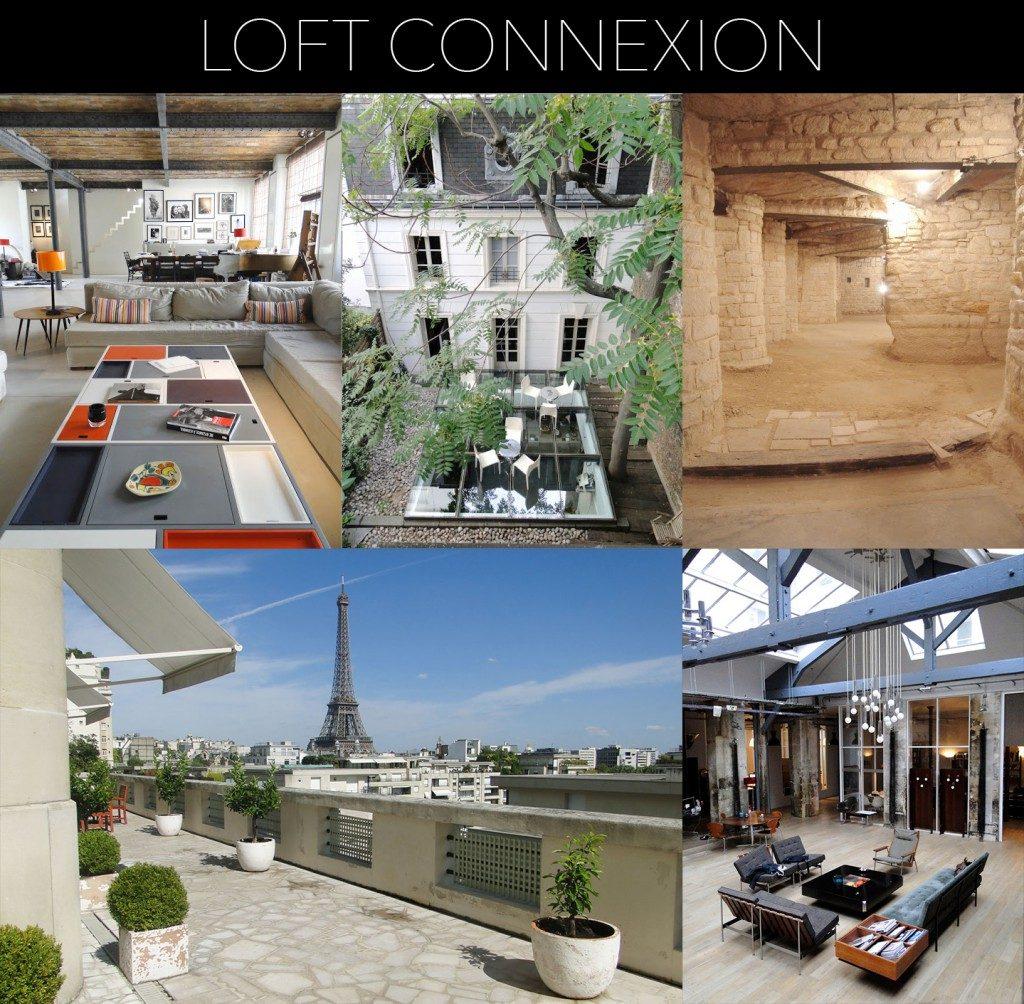 Loft Connexion, parc immobilier événementiel