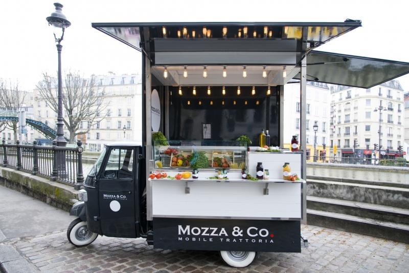 food truck mozzarella