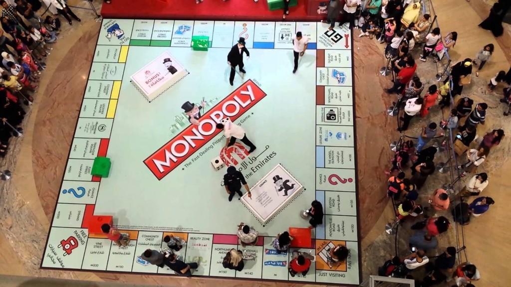 monopoly street mark