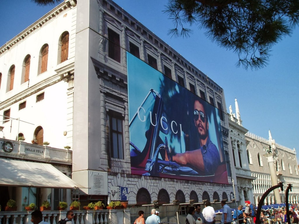 Venice street marketing