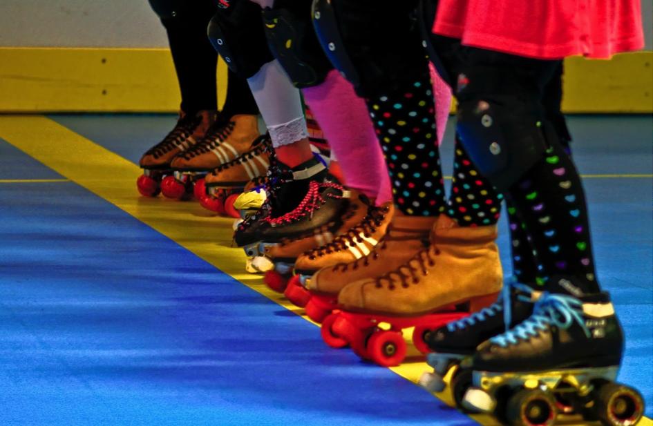 concours de patins a roulettes