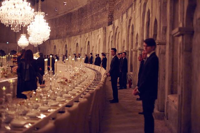 grand palais événement privé
