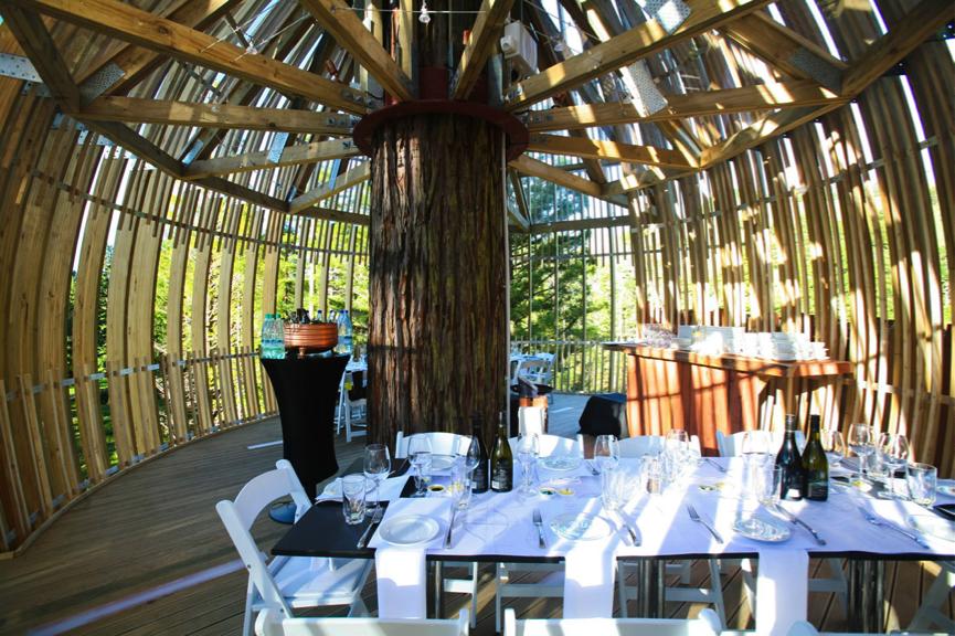 restaurant rehouse treehouse, auckland