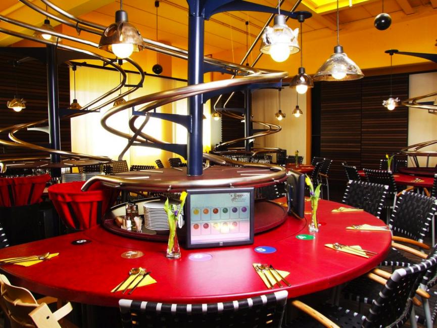 restaurant digital s'baggers, allemagne