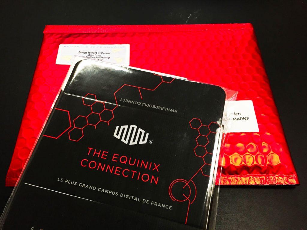 Enveloppe invitation