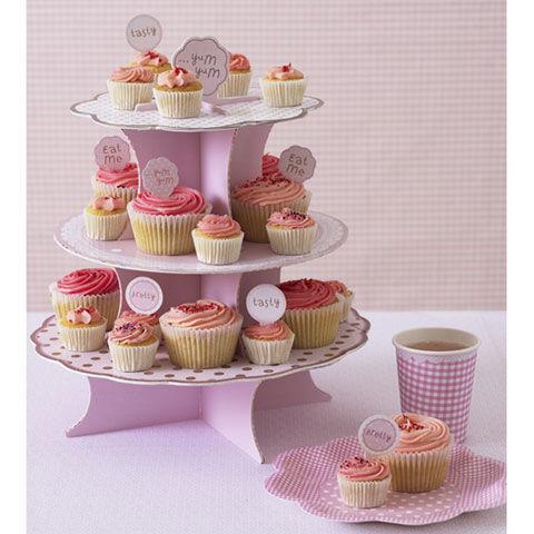 bar à cupcake