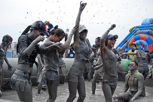 Festival de la boue1