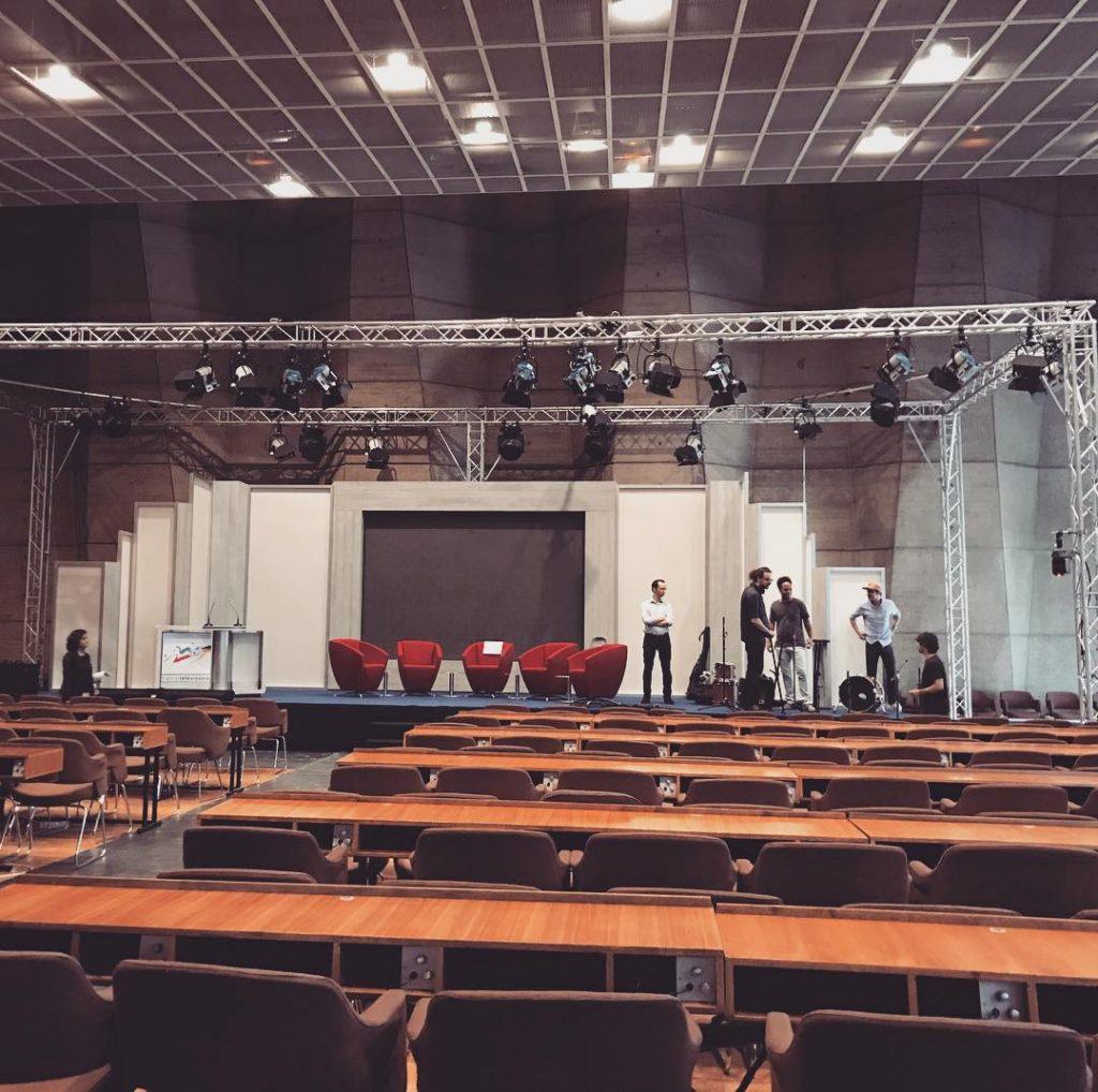 En prparation Unesco paris conference prixFrancoAllementduJournalisme francetelevision