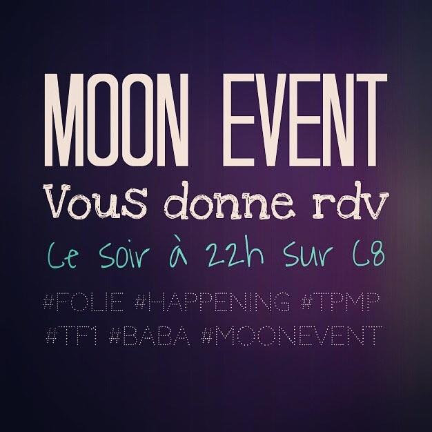 Moon Event vous donne rdv ce soir en direct hellip