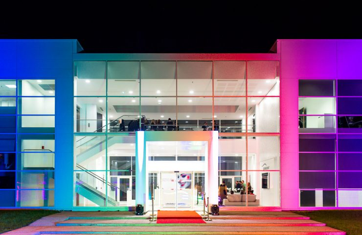 Inauguration-facade
