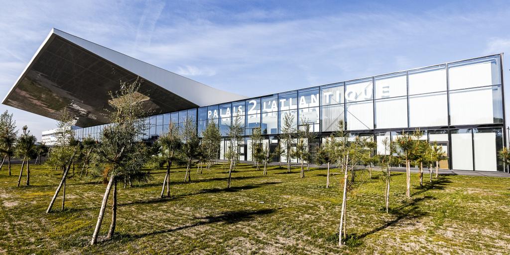 Palais 2 l'Atlantique à Bordeaux