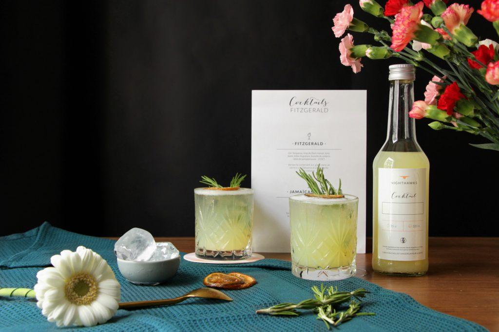 Nighthawks cocktail sur mesure