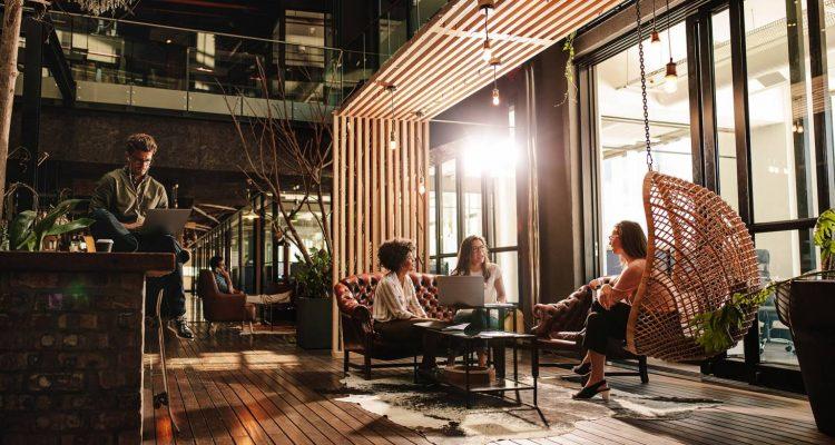 espaces coworking nouveaux lieux