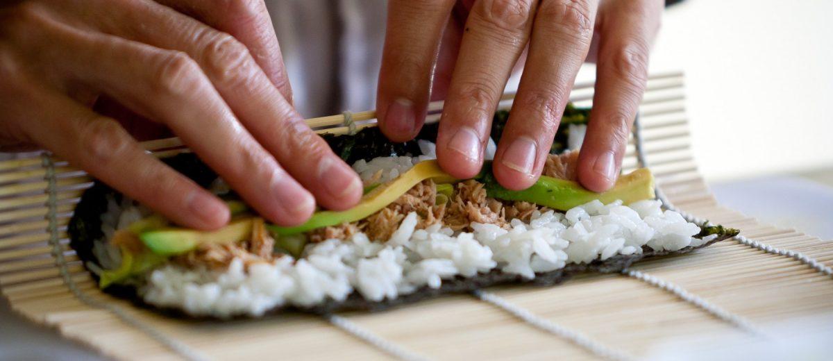 animations culinaires asiatiques préparées sous vos yeux