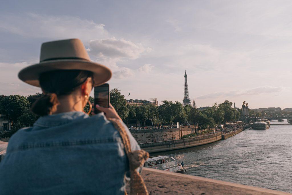 Des lieux très instagrammables à Paris