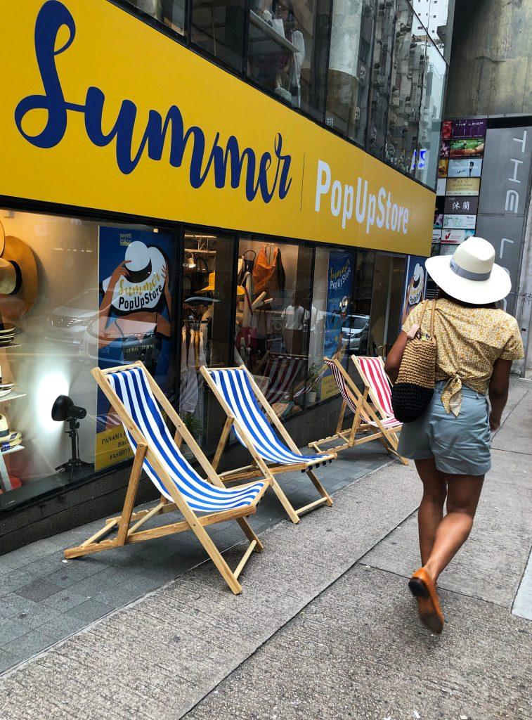 Pop-up stores, ces lieux éphémères