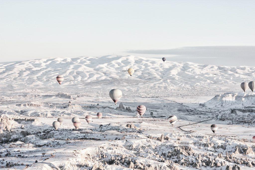lieux pour des séminaires d'hiver