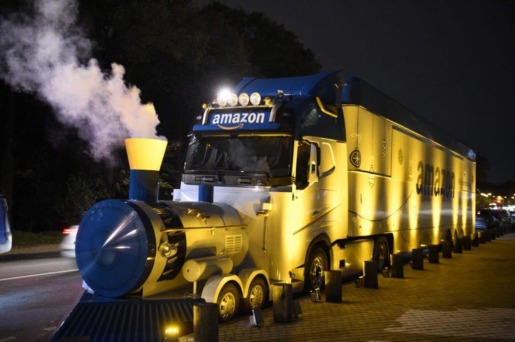 L'Amazon Christmas Tour par Moon Event