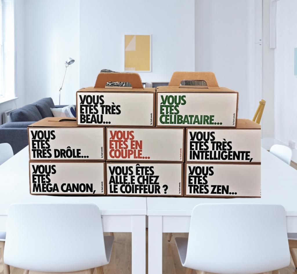 Des box pour rassembler au delà du digital