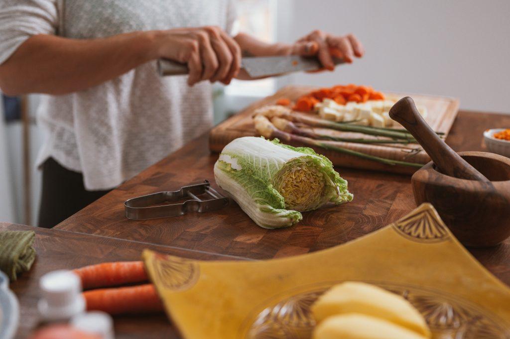 Thématique du cours de cuisine