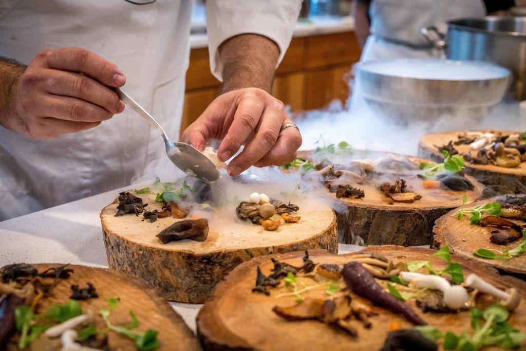 Cours de cuisine professionnel en Live