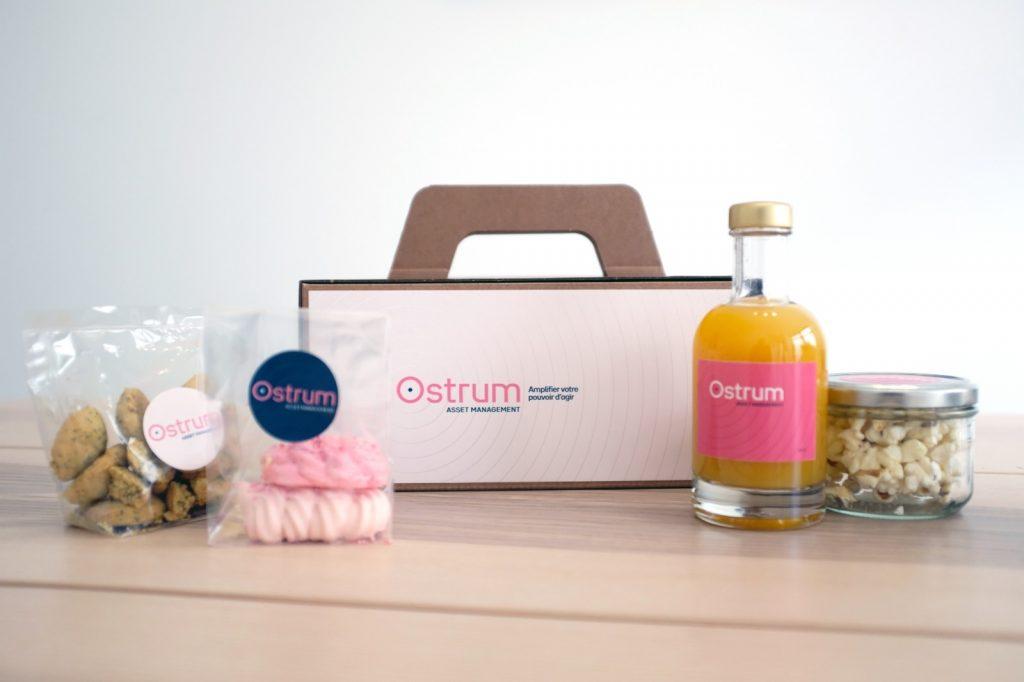 La box Ostrum