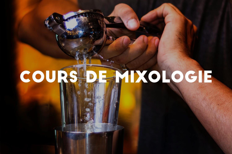 Mixologie