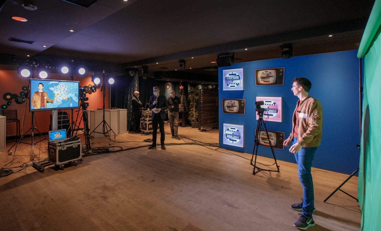 Télévision show