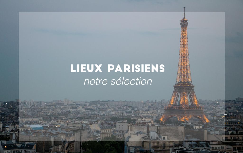 Lieux événementiels parisiens