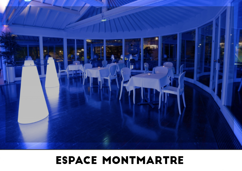 Lieu événementiel - Espace Montmartre
