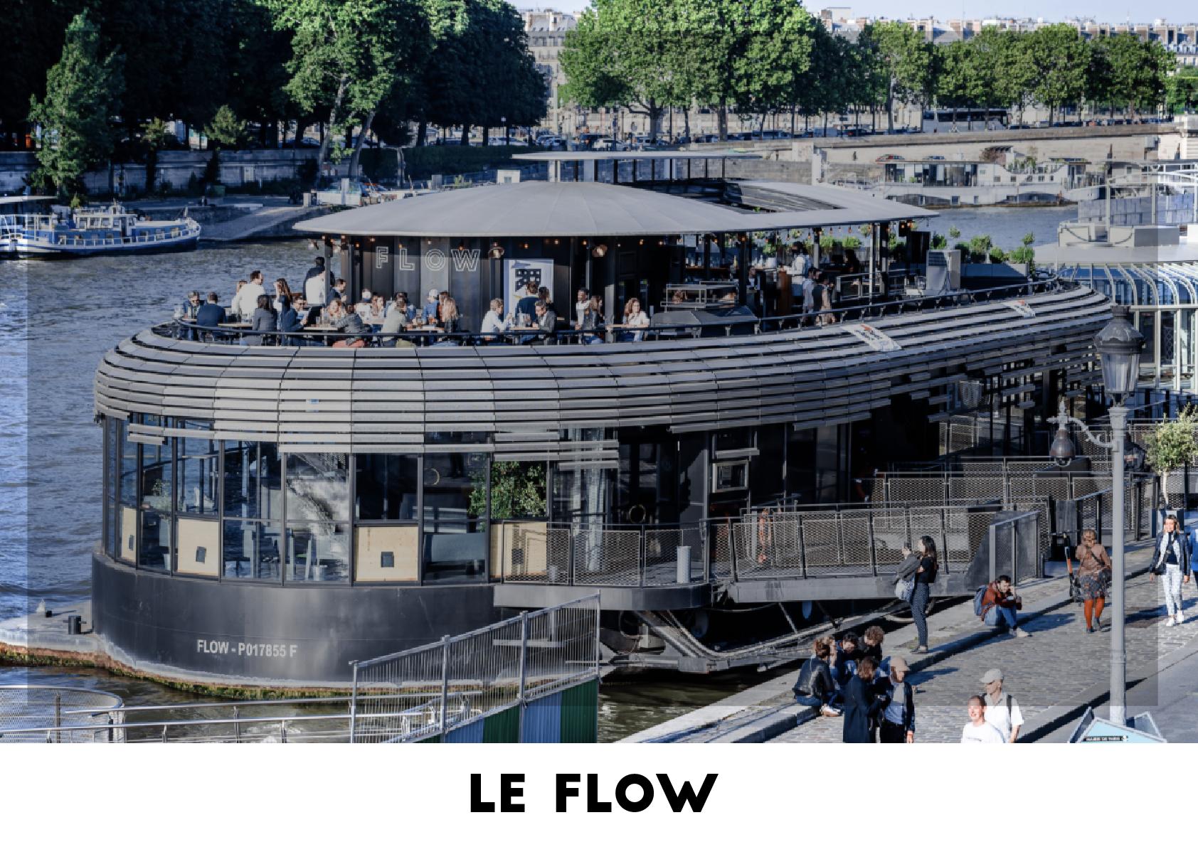 Lieu événementiel - Le Flow