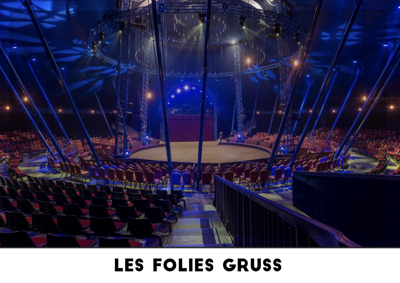 Lieu événementiel -Les Folies Gruss