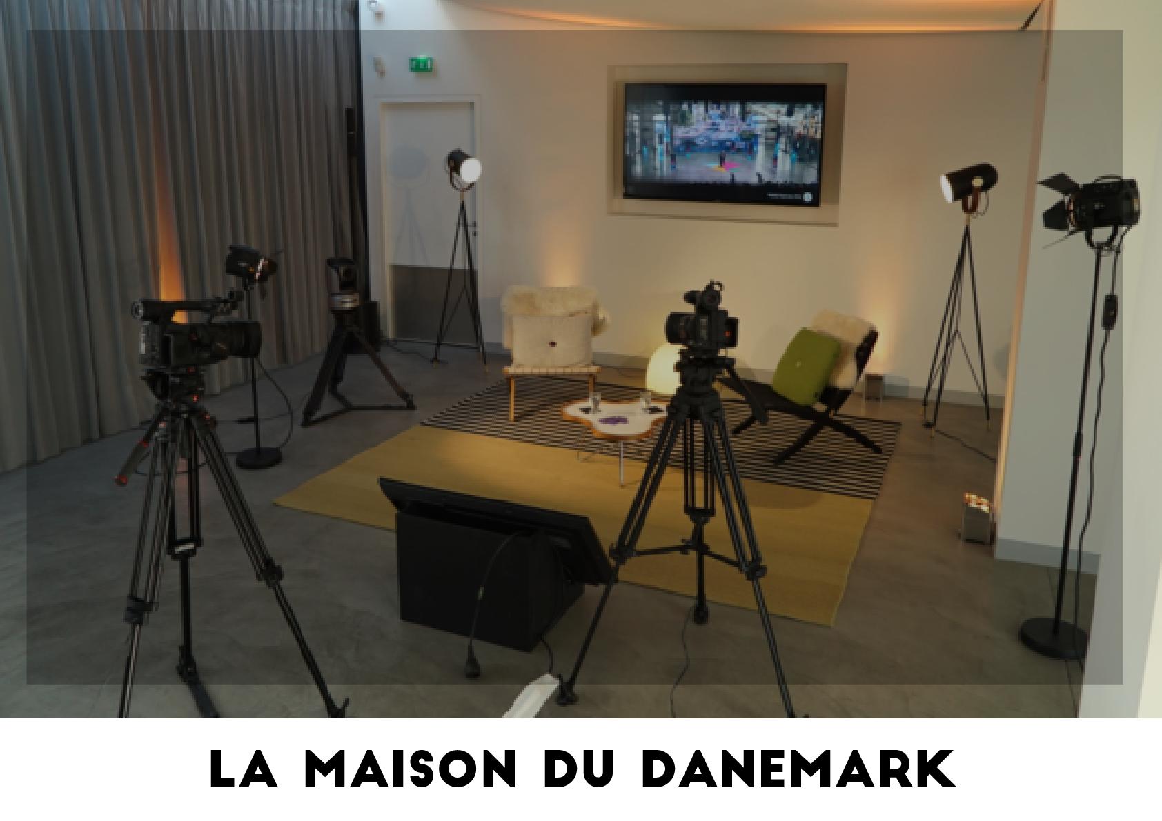 Plateau TV - La Maison du Danemark