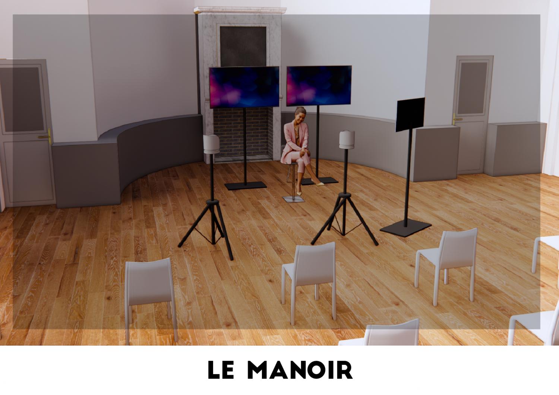 Plateau TV - Le Manoir