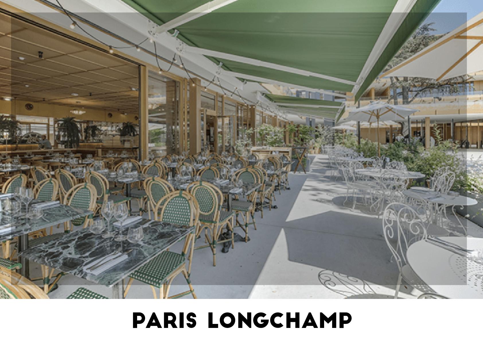 Lieu événementiel - Paris Longchamp