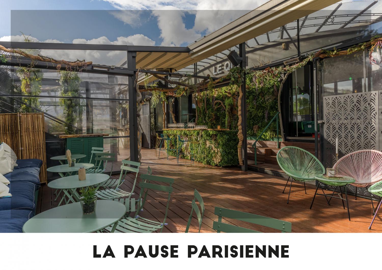 Lieu événementiel - La Pause Parisienne