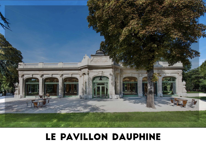 Lieu événementiel - Le Pavillon Dauphine