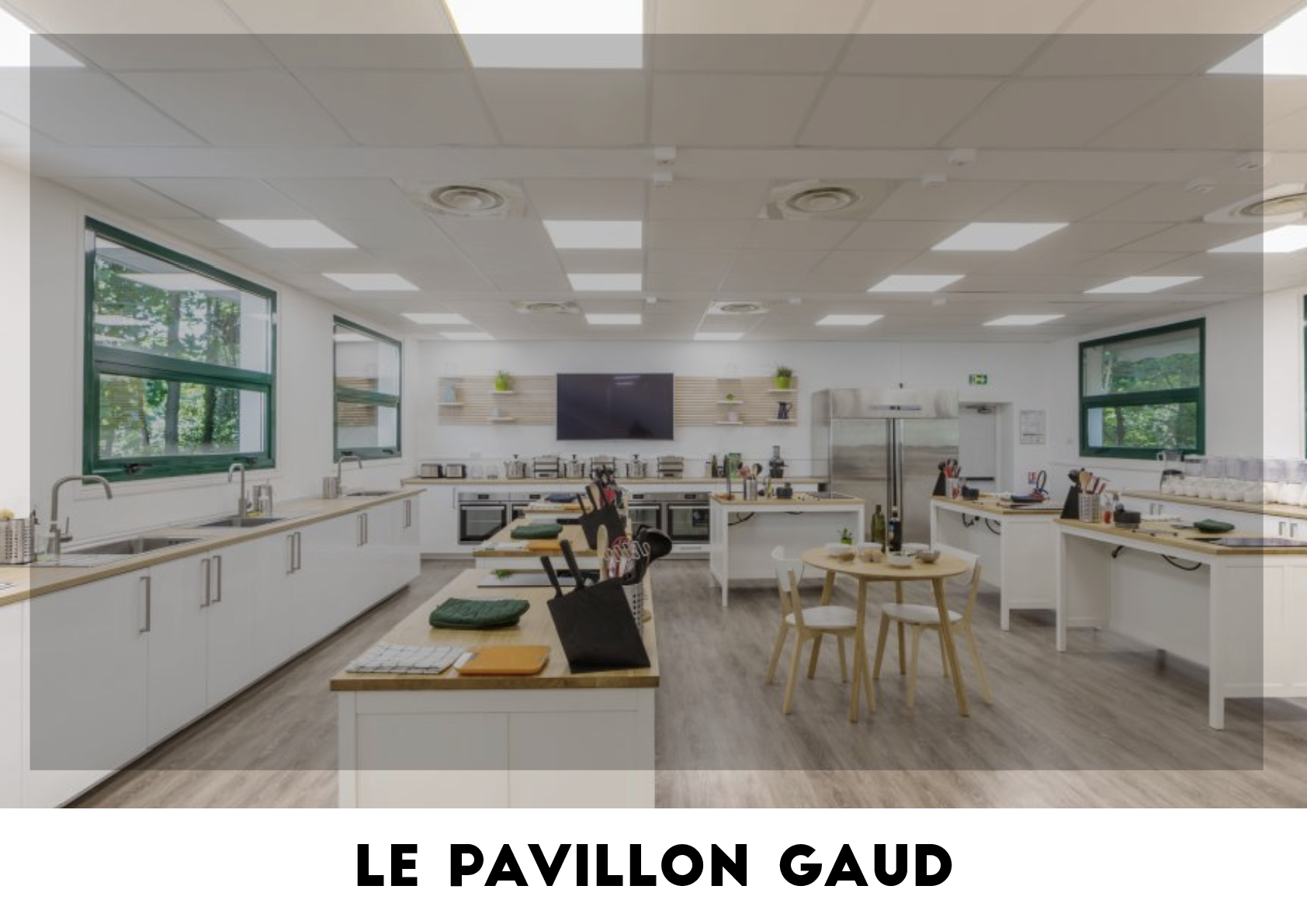Pavillon Gaud