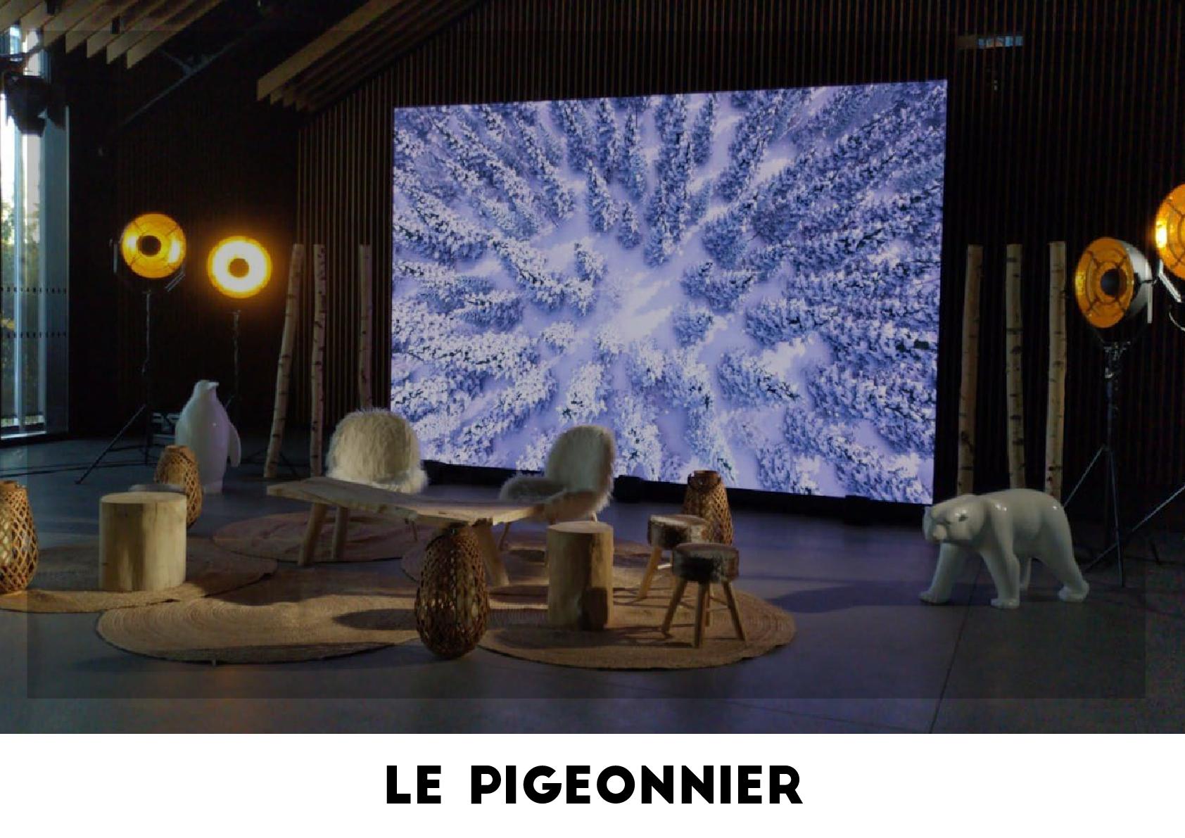 Plateau TV - Le Pigeonnier