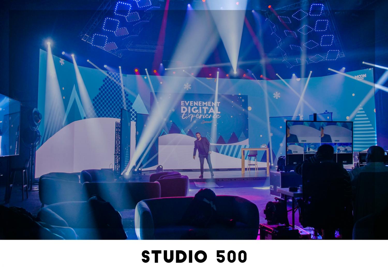 Plateau TV - Studio 500