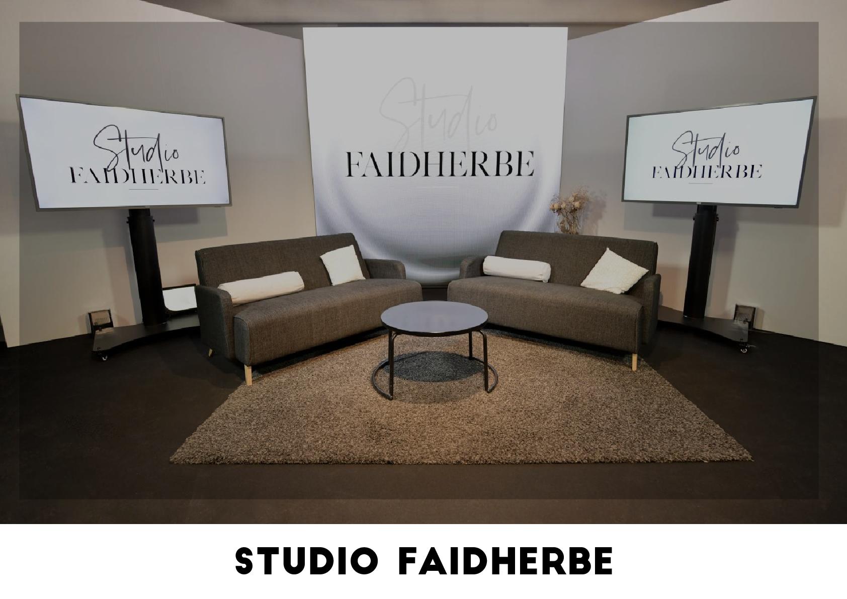 Plateau TV - Studio Faidherbe