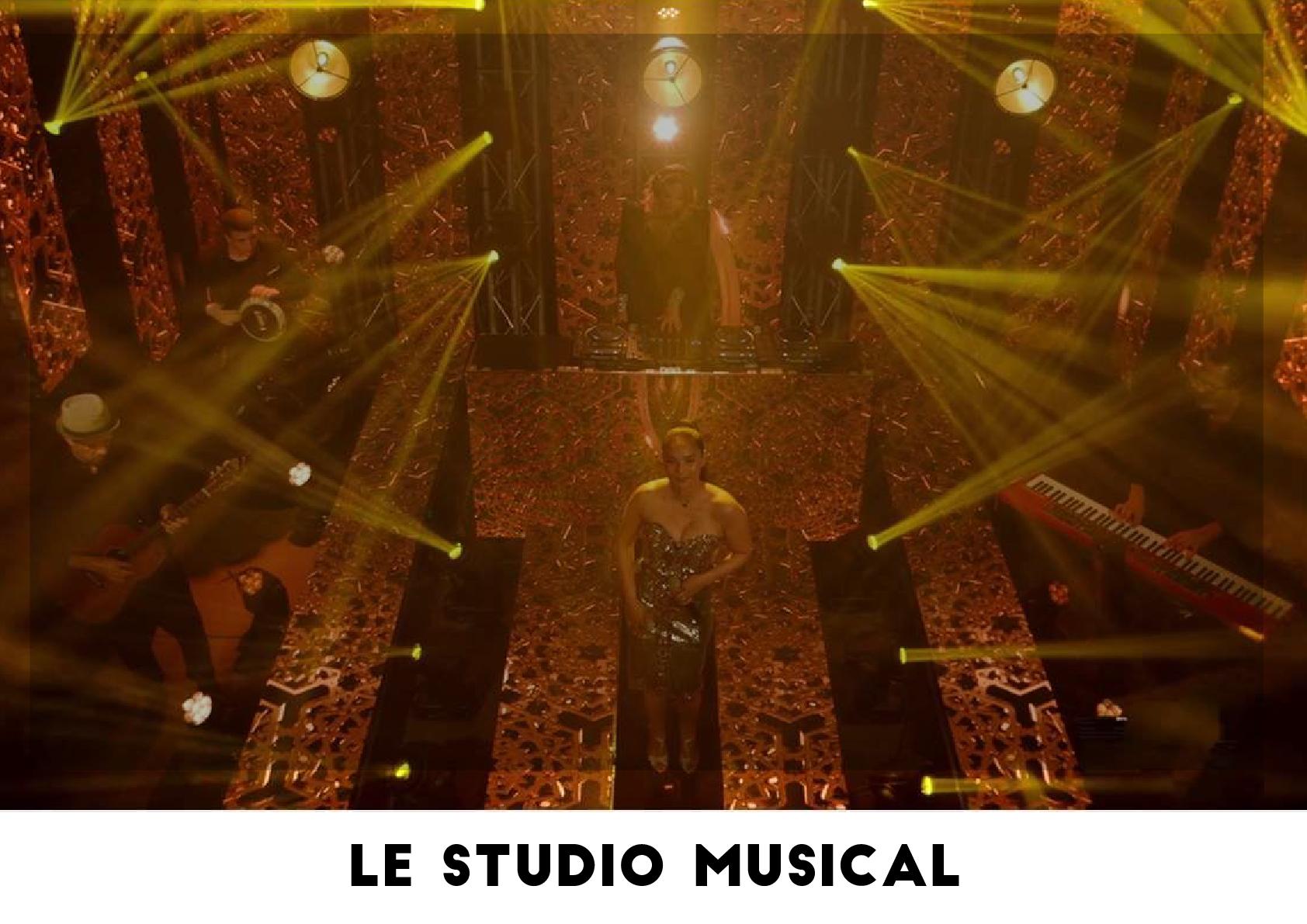 Plateau TV - Studio Musical