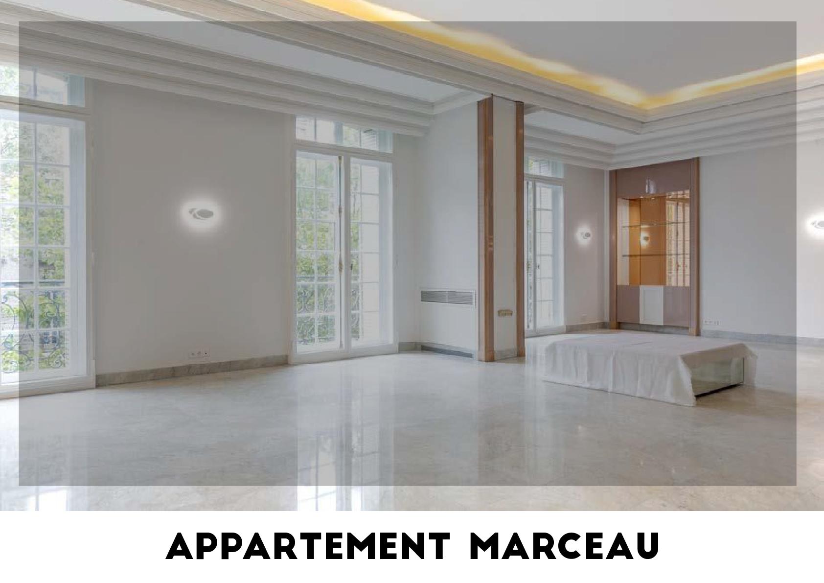 Plateau TV - Appartement Marceau