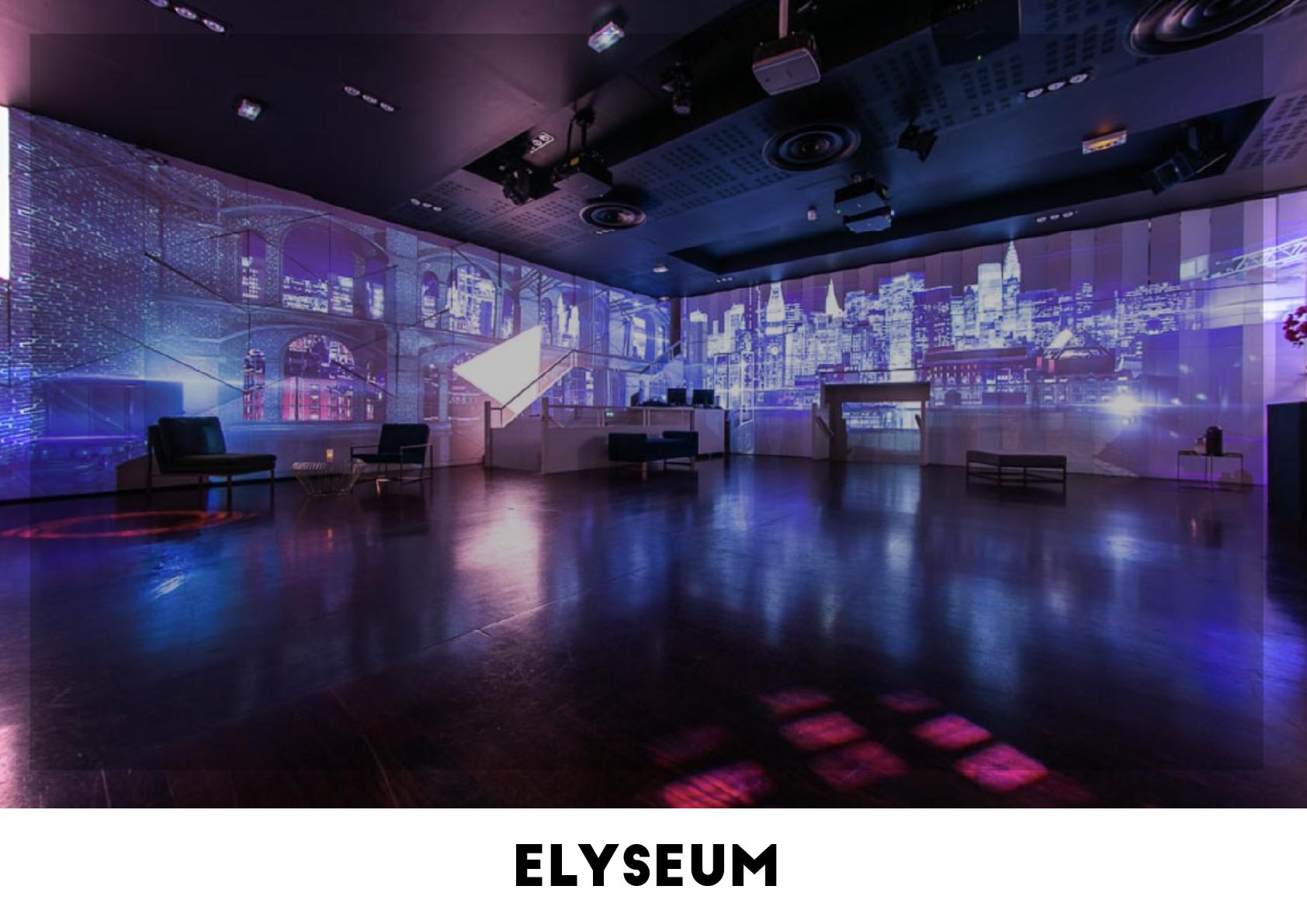 Lieu événementiel - Elyseum