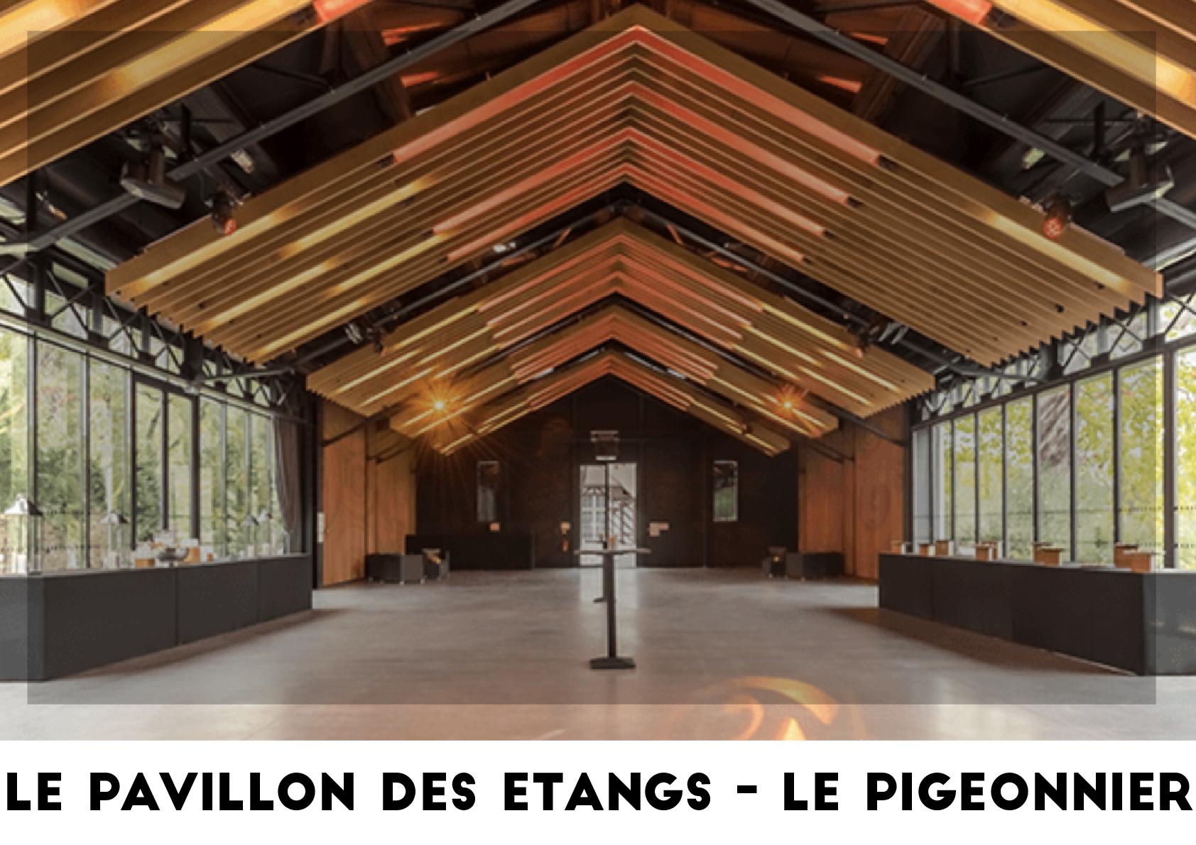 Lieu événementiel - Le Pavillon des Étangs - Le Pigeonnier