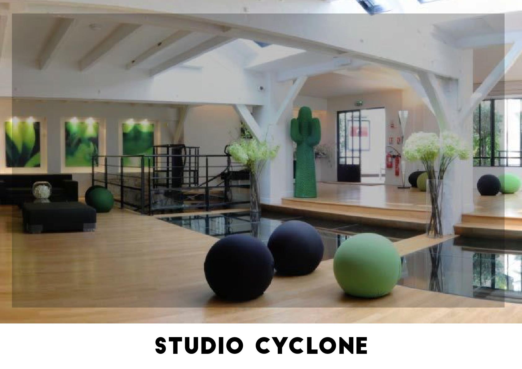 Plateau TV - Studio cyclone