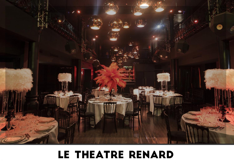 Lieu événementiel - Théâtre Renard